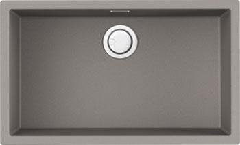 Кухонная мойка OMOIKIRI, Yamakawa 75-U/I-GR Artceramic Leningrad grey (4993776), Италия  - купить со скидкой