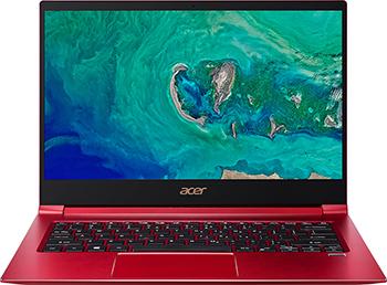 Ноутбук ACER Swift SF 314-55-559 U красный (NX.H5WER.005) 14 ноутбук acer swift 3 sf314 55 nx h5wer 005 красный