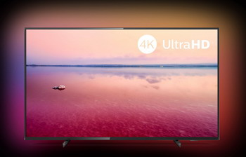 4K (UHD) телевизор Philips 50 PUS 6704/60