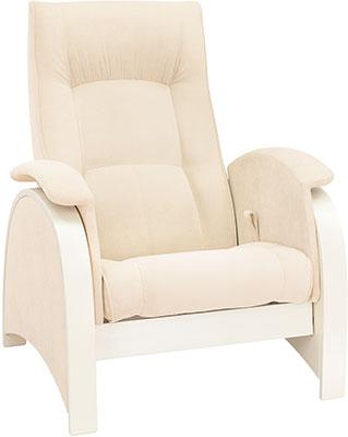 Кресло для кормления Milli Fly Дуб шампань ткань Verona Vanilla 4627159508315 кресло качалка tutti bambini rose gc75 vanilla cream