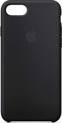 Фото - Чехол (клип-кейс) Apple Silicone Case для iPhone 8/7 цвет (Black) чёрный MQGK2ZM/A чехол для apple iphone 8 apple iphone 7 apple iphone 6 6s plasma series case для iphone 6s 7 8
