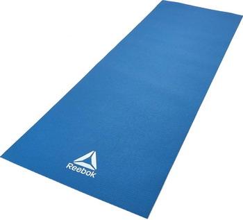 Тренировочный коврик (мат) для йоги Reebok RAYG-11022BL цена