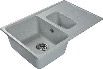 Кухонная мойка Lex Maggiore 780 Space Gray цена и фото