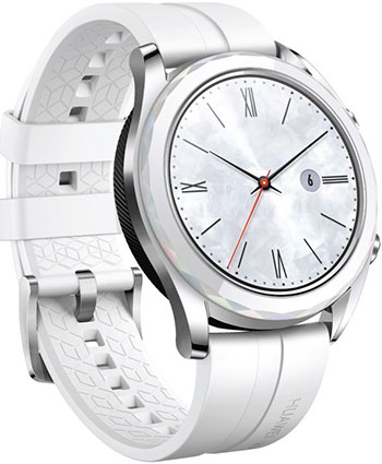 Часы Huawei WATCH GT 42mm Elegant White