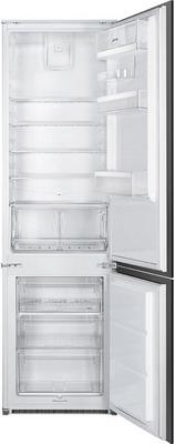 Встраиваемый двухкамерный холодильник Smeg C3192F2P цены онлайн