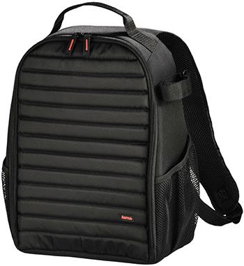 Фото - Рюкзак для зеркальной фотокамеры Hama Syscase 170 черный сумка hama h 103834 syscase 110 colt черный [00103834]