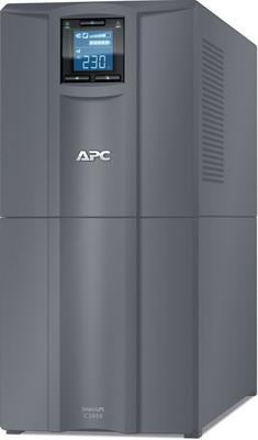 Источник бесперебойного питания APC Smart-UPS C SMC3000I-RS 2100Вт 3000ВА серый