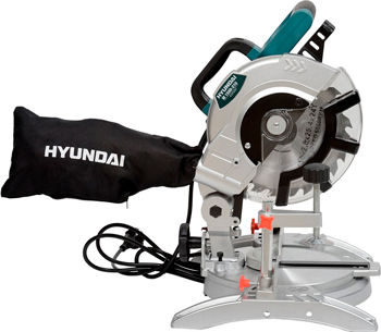 Торцовочная пила Hyundai M 1500-210 пила hyundai с 1500 190 expert