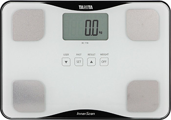 Весы напольные TANITA BC-718S Wh