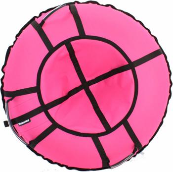 Тюбинг Hubster Хайп розовый 100 см во4287-8