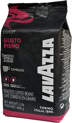 Кофе в зернах Lavazza Gusto Pieno 1кг lavazza super gusto utz кофе в зернах 1 кг