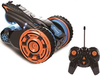 Трюковая трёхколёсная машина 1 Toy Hot Wheels чёрная Т10967 цена