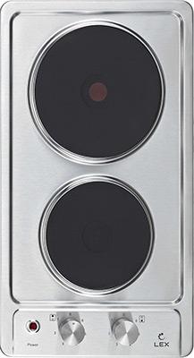 Встраиваемая электрическая варочная панель Lex EVS 320 IX