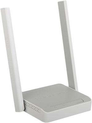 Беспроводной маршрутизатор Keenetic Start (KN-1111) с Wi-Fi N300 беспроводной маршрутизатор adsl keenetic dsl 802 11bgn 300mbps 2 4 ггц 4xlan usb серый kn 2010