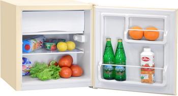 Минихолодильник NordFrost, NR 402 E бежевый, Украина  - купить со скидкой
