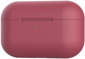 Чехол силиконовый Eva для наушников Apple AirPods Pro - красное вино (CBAP303WR) wj красное вино iphone7 plus 55inch