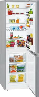 Двухкамерный холодильник Liebherr CUel 3331-21