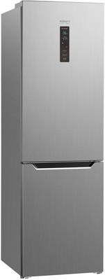 Двухкамерный холодильник Kraft TNC-NF402X