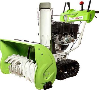 Фото - Снегоуборочная машина RedVerg RD-370-13TE снегоуборочная машина бензиновая champion st656 6 5 л с 56 см 3 6 л 72кг ручной стартер колёсный привод 5f 2r