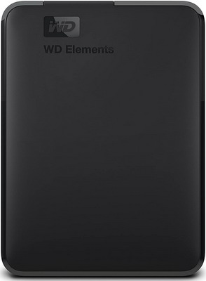 Внешний жесткий диск (HDD) Western Digital Original USB 3.0 2Tb WDBU6Y0020BBK-WESN Elements Portable 2.5'' черный внешний жесткий диск 2 5 usb3 0 500 gb western digital wdbuzg5000abk wesn черный