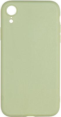 Фото - Чеxол (клип-кейс) Eva для Apple IPhone XR - Зелёный хаки (MAT/XR-GK) чеxол клип кейс eva для apple iphone xr чёрный 7279 xr b