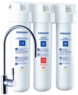 Стационарная система Аквафор Кристалл ЭКО фильтр аквафор кристалл эко