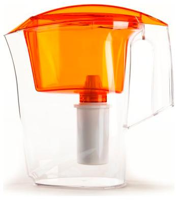 Фото - Кувшин Гейзер Аквилон оранжевый 3 л (62042) кувшин гейзер аквилон зеленый 3л 62042