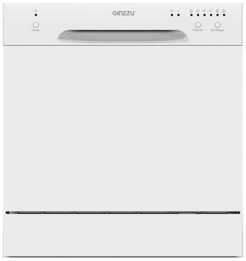Компактная посудомоечная машина Ginzzu DC 281