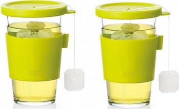 Набор стаканов-тумблеров Glasslock GL-1363 блендер gelberk gl 513