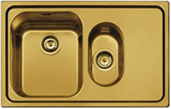 Кухонная мойка Smeg SP 7915 DOT
