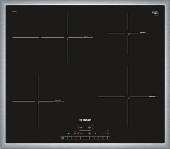 Встраиваемая электрическая варочная панель Bosch PIF 645 FB 1E встраиваемая электрическая варочная панель bosch pkn 645 f 17 r