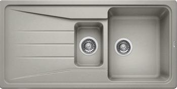Кухонная мойка Blanco SONA 6S SILGRANIT жемчужный кухонная мойка blanco sona 6s жемчужная