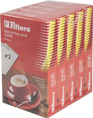 цена на Набор фильтров Filtero Premium №2 200шт