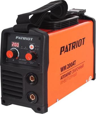 цены на Сварочный аппарат Patriot WM 200 AT MMA  в интернет-магазинах