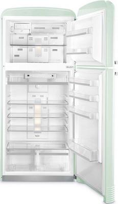Двухкамерный холодильник Smeg FAB 50 RPG smeg fab 28 lv