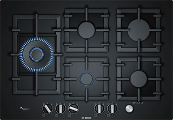 Встраиваемая газовая варочная панель Bosch PPS 7 A6 M 90 R все цены