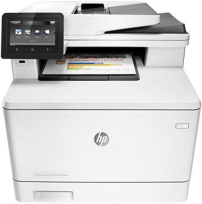МФУ HP Color LaserJet Pro M 477 fnw (CF 377 A)