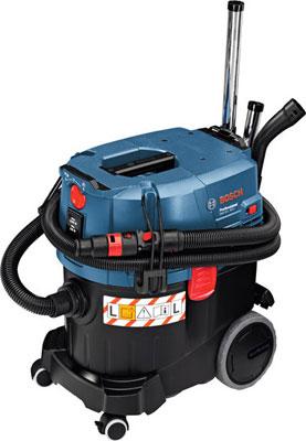 Строительный пылесос Bosch GAS 35 L SFC (06019 C 3000)