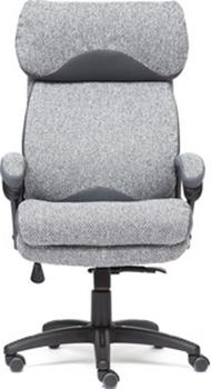 Кресло Tetchair, DUKE ткань серый м-24/12, Россия  - купить со скидкой