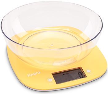 Кухонные весы MAGIO MG-290 (желтый)