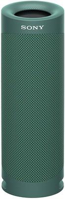 Портативная акустика Sony SRS-XB23G зеленый