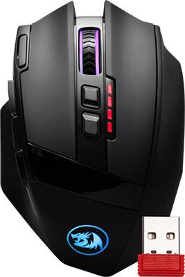 Мышь Redragon PRO 15м 10 кнопок 16000dpi