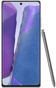 Смартфон Samsung Galaxy Note 20 256Gb 8Gb SM-N980F серый смартфон samsung galaxy note 20 8 256gb n980 бронза