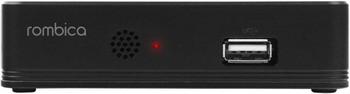 Фото - Цифровой телевизионный ресивер Rombica Cinema TV v04 (MPT-TV006) медиаплеер rombica tv fly 16гб