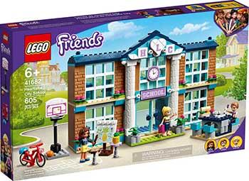 Конструктор Lego FRIENDS ''Школа Хартлейк Сити'' 41682