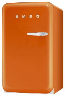 Однокамерный холодильник Smeg FAB 10 LO двухкамерный холодильник smeg fab 30 lb1