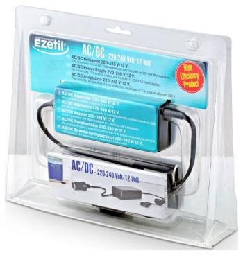 Адаптер Ezetil Compressor Converter 220-240/12 V адаптер 220