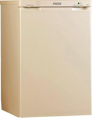Однокамерный холодильник Позис RS-411 бежевый цена и фото