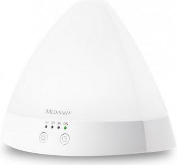 Ароматизатор воздуха Medisana AD 630 зеленый источник воздуха e стюард автомобиль домашний лазер pm2 5 оборудование для обнаружения воздуха 3 0 белый белый