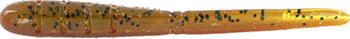 Мягкая приманка Tsuribito - JACKSON DELICIOUS SHINER 2 5'' съедобная силиконовая (упак 7 шт.) цвет GRW 80916